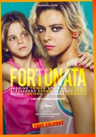 "Movie poster for ""FORTUNATA"""