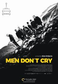 "Movie poster for ""MEN DON'T CRY"""