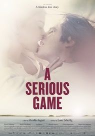 "Movie poster for ""A SERIOUS GAME"""