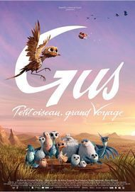 "Movie poster for ""YELLOWBIRD"""