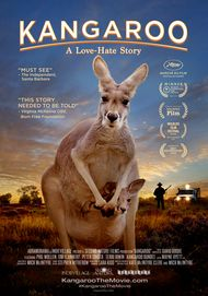 "Movie poster for ""KANGAROO"""