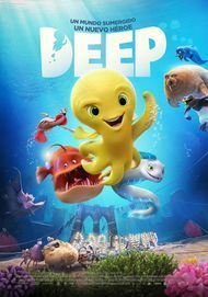 """Movie poster for """"DEEP"""""""