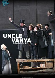 "Movie poster for ""UNCLE VANYA"""