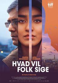 """Movie poster for """"HVAD VIL FOLK SIGE"""""""