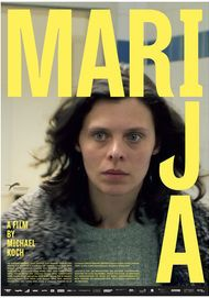 "Movie poster for ""MARIJA"""