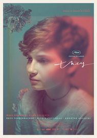 "Movie poster for ""THEY"""