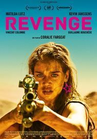 "Movie poster for ""REVENGE"""