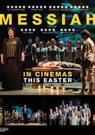 "Movie poster for ""MESSIAH From Bristol Old Vic"""