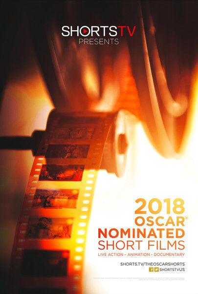 "Movie poster for ""2018 OSCAR SHORTS"""
