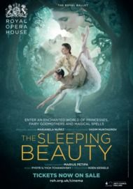 "Movie poster for ""THE SLEEPING BEAUTY - The Royal Ballet"""