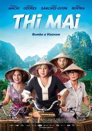 """Póster para """"Thi Mai, Rumbo a Vietnam"""""""