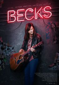 "Movie poster for ""BECKS"""