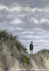 """Movie poster for """"GRANDPA WALRUS"""""""