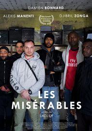 """Movie poster for """"LES MISÉRABLES"""""""
