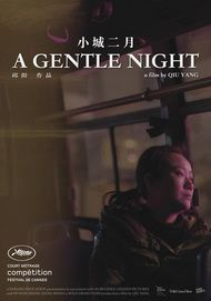 "Movie poster for ""A GENTLE NIGHT"""