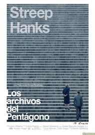 "Movie poster for ""THE POST"""