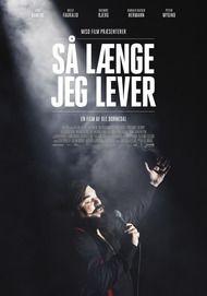 """Movie poster for """"SÅ LÆNGE JEG LEVER"""""""