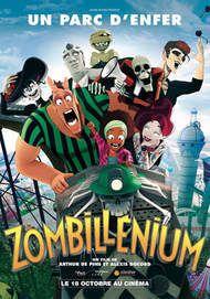 """Affiche du film """"ZOMBILLENIUM"""""""
