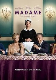 "Movie poster for ""MADAME"""