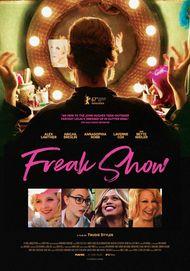"Movie poster for ""FREAK SHOW"""