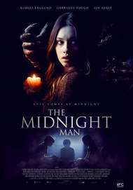 """Movie poster for """"THE MIDNIGHT MAN"""""""