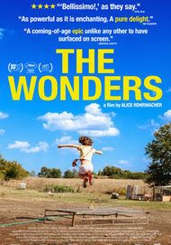 "Movie poster for ""THE WONDERS"""