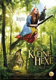 "Movie poster for ""DIE KLEINE HEXE"""