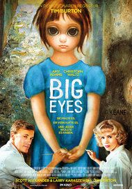 """Filmplakat für """"Big Eyes"""""""