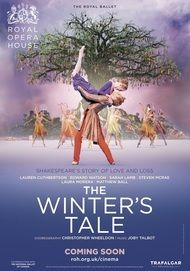 "Movie poster for ""THE WINTER'S TALE - ROYAL OPERA HOUSE 2017-18"""