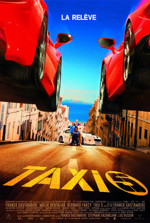 """Movie poster for """"TAXI 5"""""""