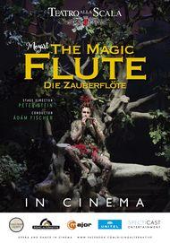 "Movie poster for ""DIE ZAUBERFLÖTE - La Scala"""