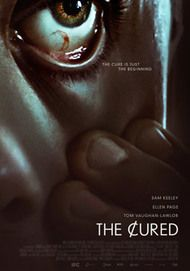 """Movie poster for """"THE CURED"""""""