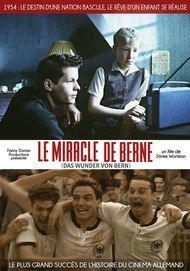 "Movie poster for ""THE MIRACLE OF BERN"""
