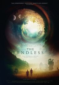 "Movie poster for ""THE ENDLESS"""