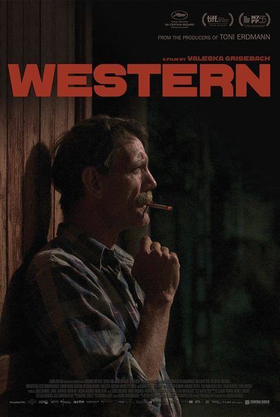 "Movie poster for ""WESTERN"""