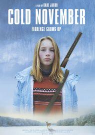 "Movie poster for ""COLD NOVEMBER"""