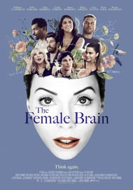 """Movie poster for """"THE FEMALE BRAIN"""""""