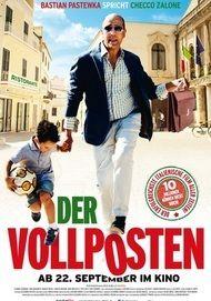 """Filmplakat für """"Der Vollposten"""""""