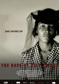 "Movie poster for ""THE RAPE OF RECY TAYLOR"""