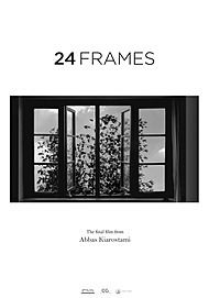 "Movie poster for ""24 FRAMES"""