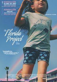 "Póster para ""THE FLORIDA PROJECT"""