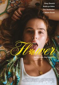 "Movie poster for ""FLOWER"""