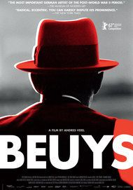 "Movie poster for ""BEUYS"""