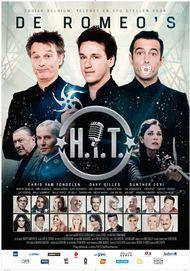 "Movie poster for ""H.I.T. - DE ROMEO's"""