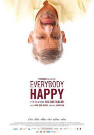 """Movie poster for """"EVERYBODY HAPPY"""""""