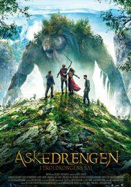"""Movie poster for """"ASKEDRENGEN - I TROLDKONGENS SAL"""""""