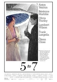 "Movie poster for ""5 TO 7"""