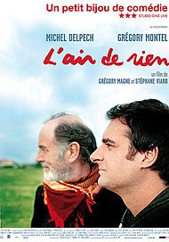 "Movie poster for ""L'AIR DE RIEN"""