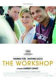 "Movie poster for ""THE WORKSHOP"""