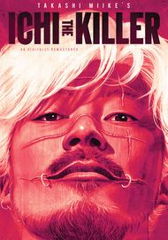 "Movie poster for ""ICHI THE KILLER"""